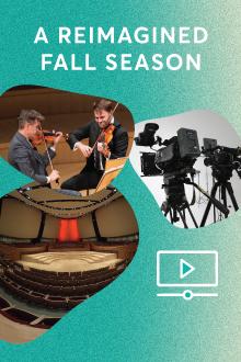 A Reimagined Fall Season