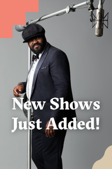 New Shows Just Added!