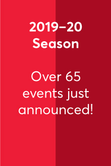 2019–20 Season Just Announced