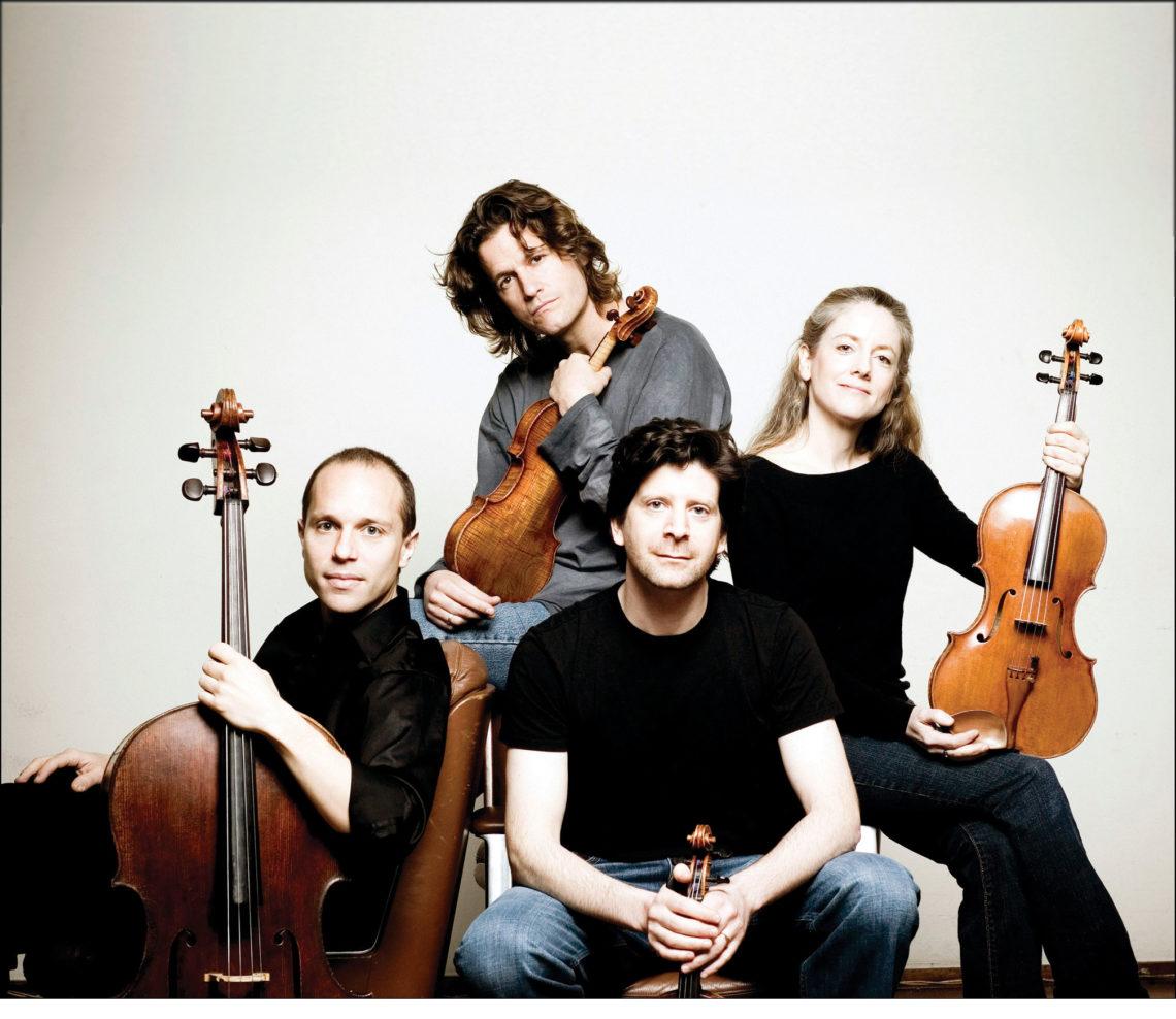 St. Lawrence String Quartet, 2012