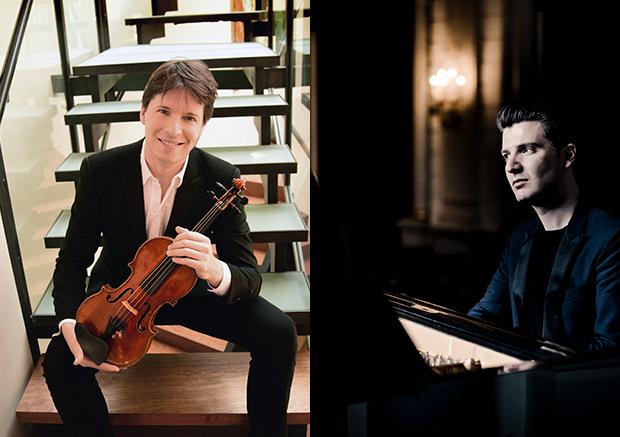 Joshua Bell, violin  Alessio Bax, piano