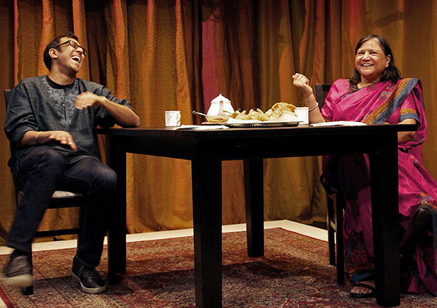 Why Not Theatre: A Brimful of Asha