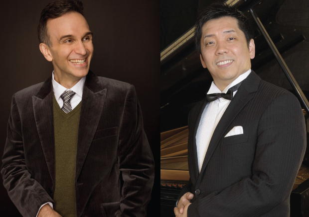 Gil Shaham, violin and Akira Eguchi, piano