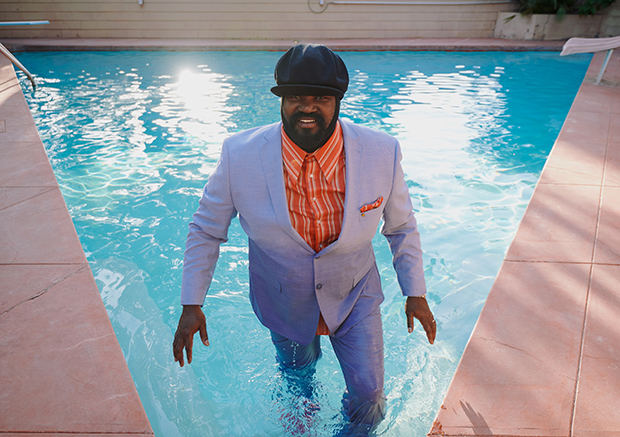 An Evening with Gregory Porter with Marcus Shelby Quintet featuring Tiffany Austin