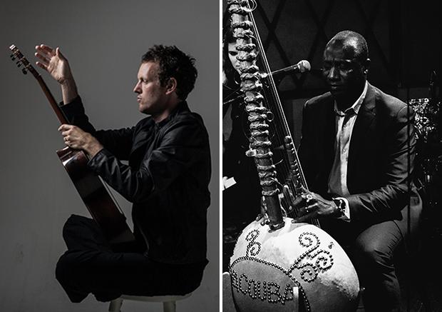 Free Guitar and Kora Workshop with Derek Gripper and Yacouba Sissoko!