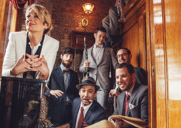 The Hot Sardines' Holiday Stomp