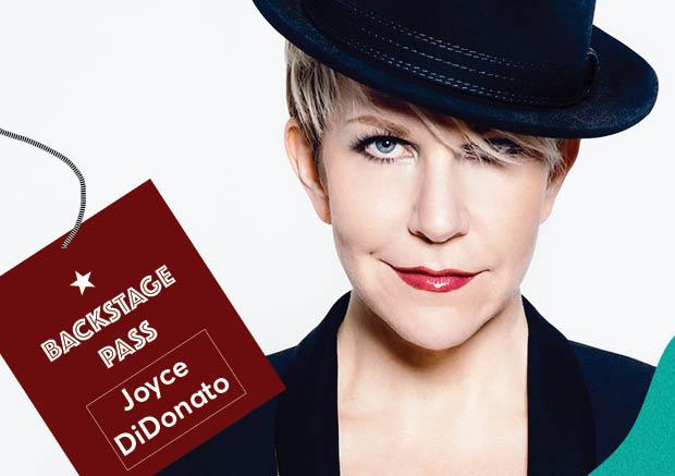 Backstage Pass with Joyce DiDonato