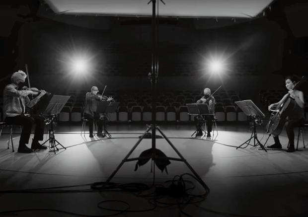 Kronos Quartet: Testimony with Meklit