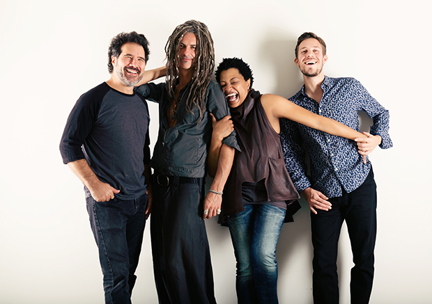 Lisa Fischer and Grand Baton