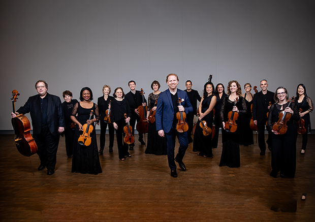 New Century Chamber Orchestra with Daniel Hope