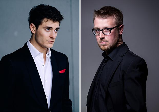 Jakub Józef Orliński, counter-tenor and Michał Biel, piano
