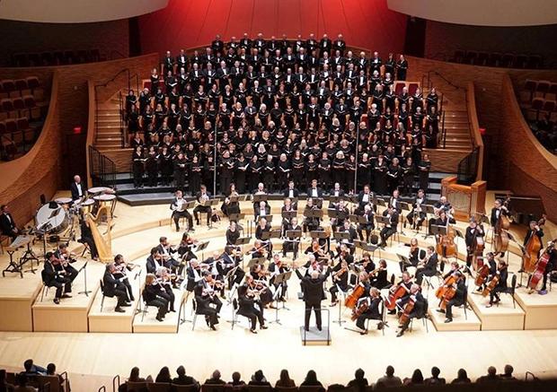 Peninsula Symphony with Stanford Symphonic Chorus