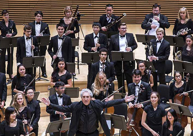 Stanford Philharmonia: Winter Concert