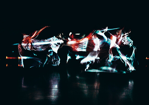 Russell Maliphant Dance Company