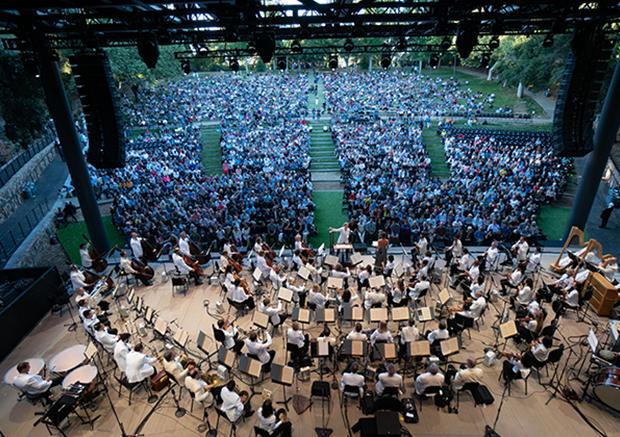 Esa-Pekka Salonen Conducts Haydn & Mendelssohn