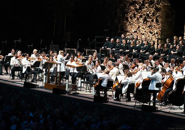 Xian Zhang Conducts the SF Symphony