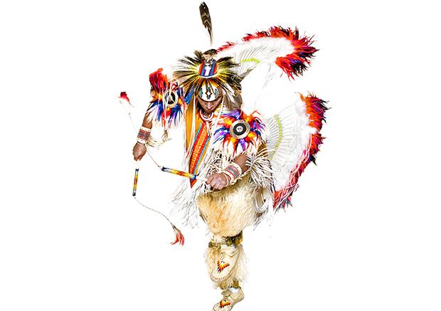 Sewam American Indian Dance Live Performance
