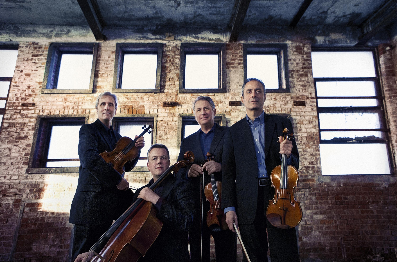 Emerson String Quartet | Stanford Live