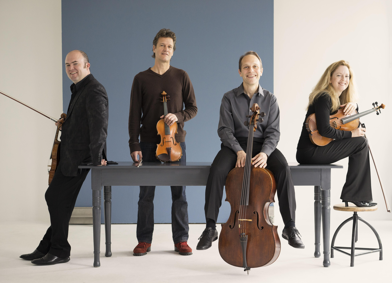 St Lawrence String Quartet Premieres John Adams Second