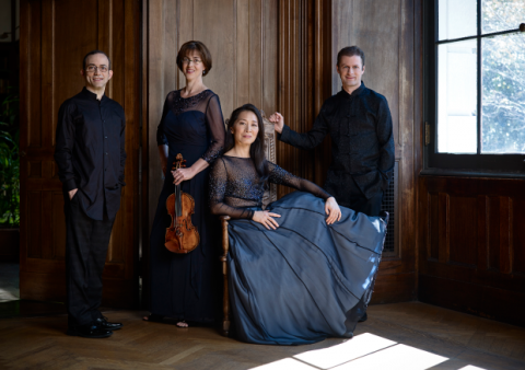 Brentano String Quartet | Stanford Live