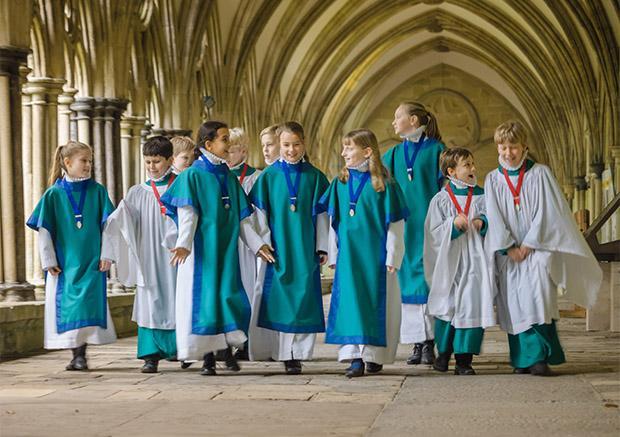 Salisbury Cathedral Choir