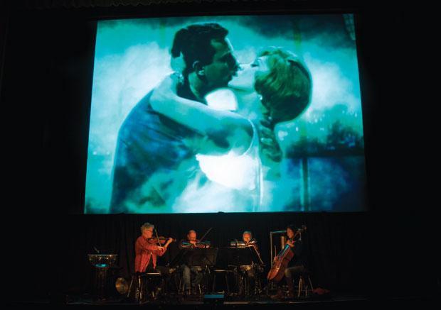 Kronos Quartet   Stanford Live