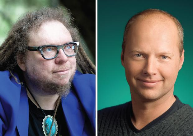 A Conversation about our Digital Future with Jaron Lanier and